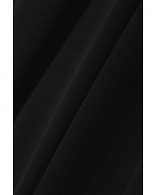 ブラック 《arrive paris》タックポンチスカーチョ ヒューマン ウーマンを見る