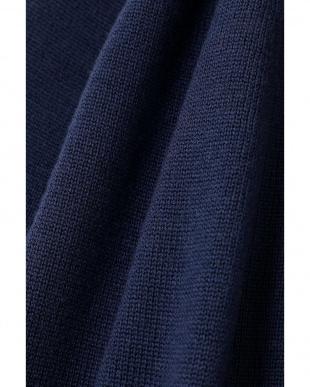 ネイビー ◆ブークレ袖 ロング羽織 ヒューマン ウーマンを見る