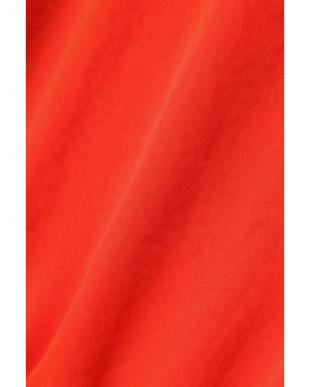 オレンジ1 リボンベルト付ブラウス R/B(オリジナル)を見る