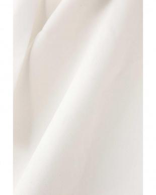 ホワイト1 リボンオープンショルダーカットソー R/B(オリジナル)を見る