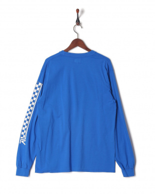 BLUE 長袖Tシャツを見る