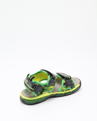 GREEN/LIME  SANDALSを見る