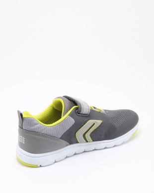 GREY/LIME  SNEAKERSを見る