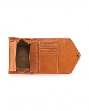 ブラウン  財布を見る