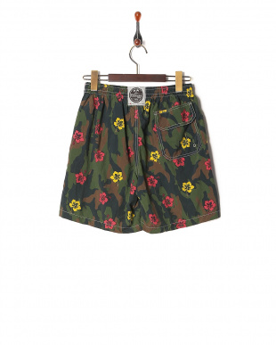 12 PRINTED FLOWERS ON CAMOを見る