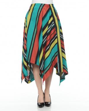 c/#1 multiple スカートを見る
