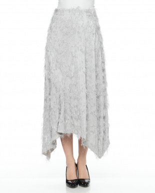 c/#1 silver スカートを見る