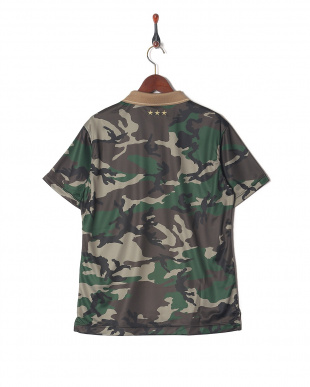 camo CAMOUFLAGE POLOを見る