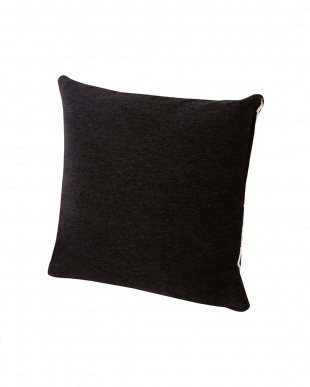 WH/BK ORGANIC HAND DRAWING CUSHION COVER_STRIPE 45×45を見る