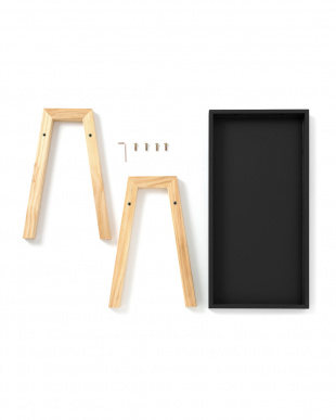 CHALK BOARD_BK BOTANICAL TOOL SHELF_BOX H3cmを見る