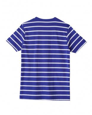 インクネ-ビ- クルーネックTシャツを見る