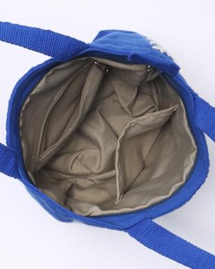 ブルー リーフ バッグを見る