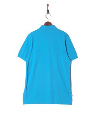 アトランティックブルー ポロシャツを見る