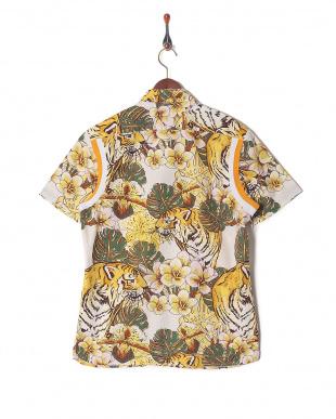 タイガープリント  シャツを見る