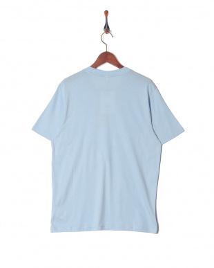 パステルブルー Tシャツを見る