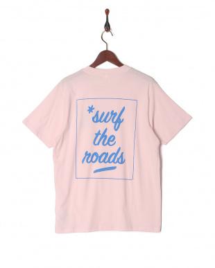 パウダーピンク Tシャツを見る