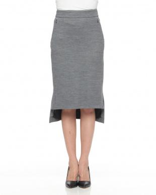チャコールグレー スカートを見る