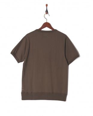 KHAKI マックスウェイトスウェットタイプ半袖Tシャツを見る