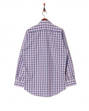 ピンク系 ワイシャツ 長袖 標準体 襟型レギュラーを見る