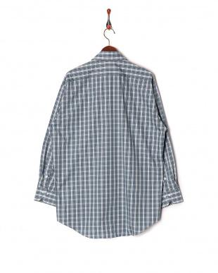 グリーン系 ワイシャツ 長袖 標準体 襟型ボットーニボタンダウンを見る
