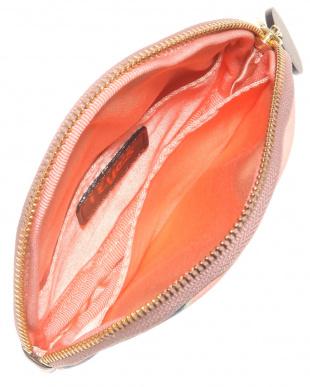 ピンク ボタニカル小銭入れを見る