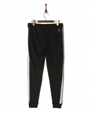 black Color sidelineJogger pantsを見る