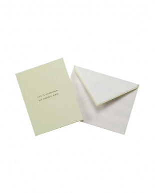 Individual Greeting Card 3種セットを見る