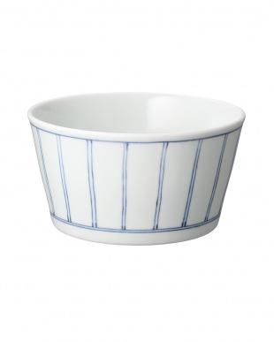 縞十草紋 ノンラップ鉢(大) 3点セットを見る
