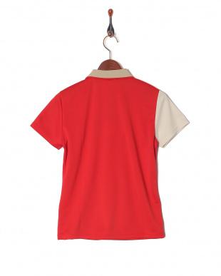 レッド 半袖シャツを見る