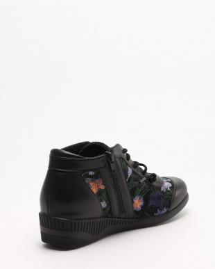 BL ゴムレース花柄チュールハイカットウオーキングを見る