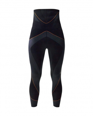 ブラック トレーニングスーツ ハイウエストタイツを見る