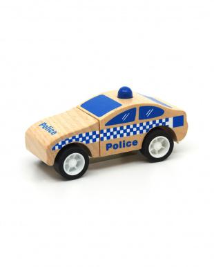ステーション・シリーズ<警察署>&パトカー&ゴミ収集車を見る