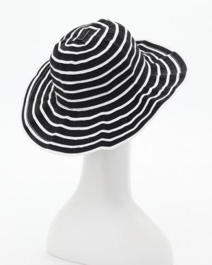 ブラック エレガントコンパクト帽子を見る