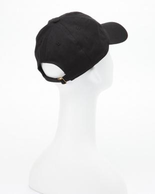 ブラック DISGUISED SNOOPY WASHED TWILL BB CAP(変装スヌーピーウォッシュツイルBBキャップ)を見る