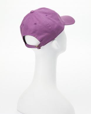 パープル DISGUISED SNOOPY WASHED TWILL BB CAP(変装スヌーピーウォッシュツイルBBキャップ)を見る