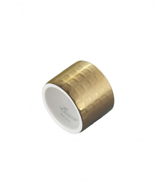 GOLD  EMPORIA NAPKIN RING 2個セットを見る