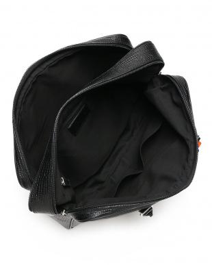 マリブ/ブラック ショルダー付 2WAY ビジネスバッグを見る