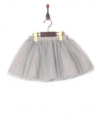 グレーチェック リバーシブルスカートを見る