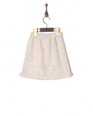 カラフルツィード ツィードスカートを見る
