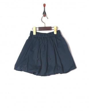 紺 バルーンスカートを見る
