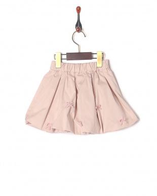 ピンク バルーンスカートを見る