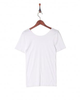 ホワイト 半袖シャツを見る
