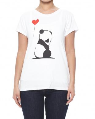 パンダ Tシャツを見る