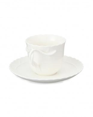レフロール コーヒー碗皿を見る