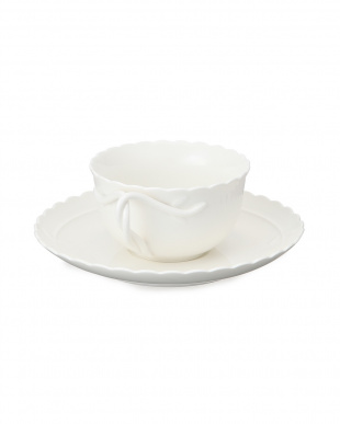 レフロール 紅茶碗皿を見る
