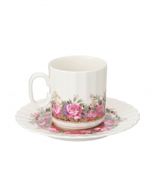 メイローズ コーヒー碗皿を見る