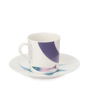 レーナード魚 コーヒー碗皿を見る