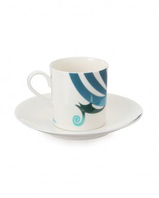 レーナード鳥 コーヒー碗皿を見る