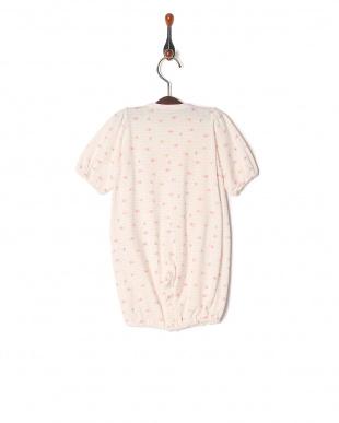 ピンク ドレスオールを見る