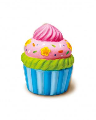 カップケーキ貯金箱を見る